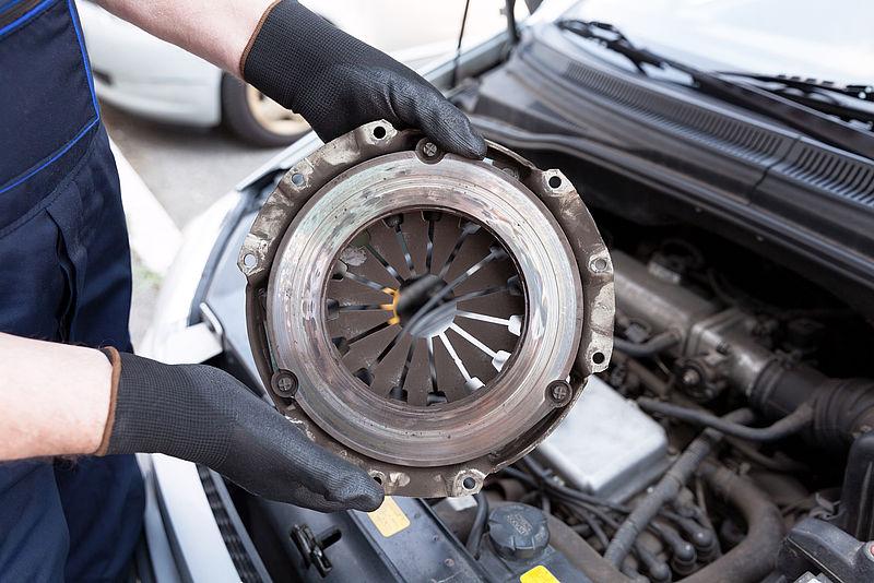 Die Kupplung schleift: Zeit für eine ausführliche Kontrolle - AUTO ...